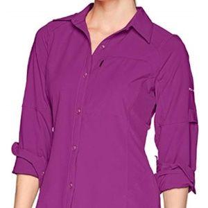 Columbia Women Silver Ridge Long Sleeve Shirt